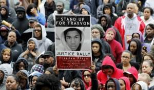 trayvon martin rallies