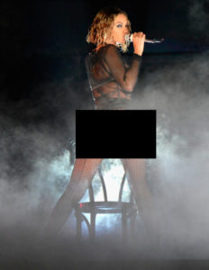 Beyonce at the grammys 2014 adjusted