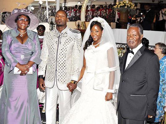 The Not So 5m Bona Mugabe Wedding