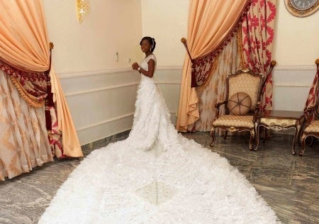 The Wedding of President Goodluck Jonathans DaughterGlobal Black ...