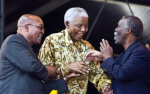 ANC three Presidents