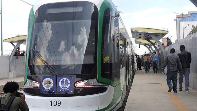 Ethiopia light rail