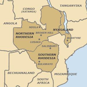 Federation of Rhodesia & Nyasaland
