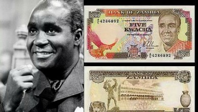 Kenneth Kaunda banner