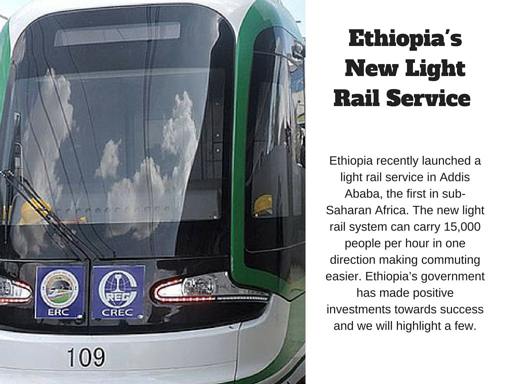 Ethiopia's New Light Rail (1)