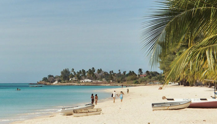 Wimbe Beach, Mozambique