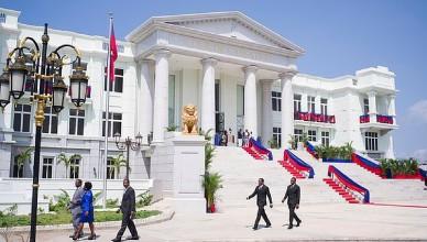 haiti banner