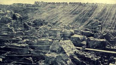 Kimberly Mines 1870